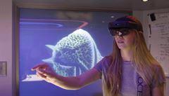 Osobnímu setkání pandemie nepřeje, Microsoft chce videohovory oživit pomocí hologramů