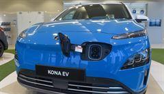 Hyundai začne v Nošovicích vyrábět vůz Kona i s menšími bateriemi. Dojezd bude mít 305 kilometrů