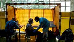 Po Velikonocích začnou registrace k očkování pro starší 65 let, uvedl Blatný. Česko podle něj nezaostává za Evropou
