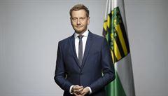 Sasko se blíží kritickému vytížení JIP, varoval premiér. O Velikonocích bude zákaz shromaždování