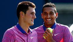 Tomic druhý rok za sebou odchodil první kolo Wimbledonu, pořadatelé mu nevyplatí prémii