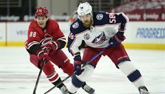 VIDEO: Start číslo 100. Nečas zakončil parádní akci gólem a oslavil své jubileum v NHL