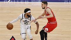 Satoranský nastřílel 13 bodů, Chicago ale přesto podlehlo nejlepšímu týmu NBA