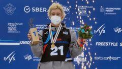 VIDEO: Švancer má další juniorský titul, Strnadová vládla snowboardcrossu