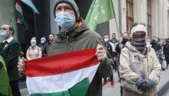 Maďarsko hlásí smutný rekord, za den tam kvůli covidu zemřelo přes 300 lidí