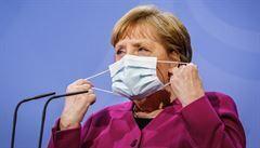 Německo sjednotilo nouzovou proticovidovou brzdu. Nehledě na postoj spolkových zemí umožní zavádět opatření