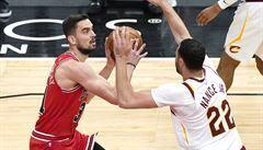 Chicago doma podlehlo Clevelandu, Satoranský dal 11 bodů