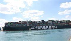 Jste kapitán lodi v Suezském průplavu? Zkraťte si čekání vtipným hudebním seznamem na Spotify