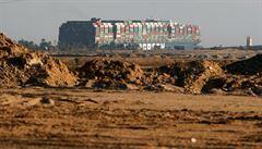 HUDEMA: Zaškrcený Suez. Havárie přišla ve zvlášť nevhodnou chvíli