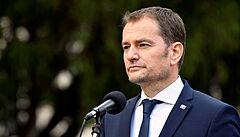 Vládní krize na Slovensku se prohlubuje. Dvě koaliční strany žádají výměnu premiéra, nové volby nechtějí