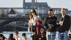 Tento týden budou teploty v Česku kolísat od 20 do 29 stupňů, následně budou klesat