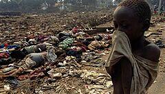 Francie je zodpovědná za genocidu ve Rwandě, uvedli historici