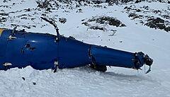 Přeživší z vrtulníku s Kellnerem promluvil o tragické nehodě. Boeing PPF zřejmě přivezl tělo miliardáře