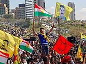 Erdogan přitvrzuje proti Kurdům. Jejich straně hrozí zákaz činnosti, prý podporují teroristy