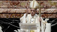 Papež pronesl tradiční požehnání Městu a světu, v poselství apeloval na rychlejší distribuci vakcín
