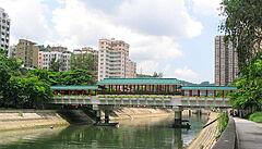 Čím špinavější, tím vyšší emise. Studie v Hongkongu zkoumala řeky, které vydechují skleníkové plyny