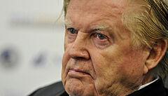'Nejkreativnější ve své oblasti.' Václav Klaus vzpomíná na jednoho z největších velikánů ekonomie Roberta Mundella
