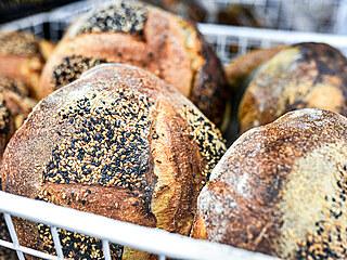 Vícezrnný kváskový chléb dělá trávení dobře