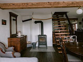 Barbora Ferencová je interiérová designérka, která nejraději navrhuje...