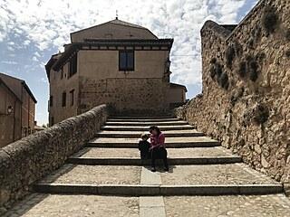 Cuenca - labyrint uliček a schodišť