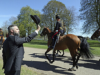 Pohřeb prince Phillipa.