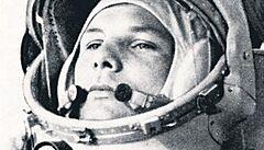 Gagarin byl po přistání celý mokrý. A měl pistoli