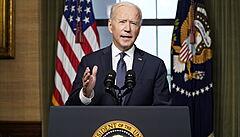 Plánuji přimět všechny zaplatit spravedlivý podíl, vyzval Biden bohaté Američany