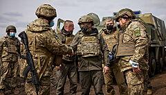 Separatisté v Donbasu porušují dohodnuté příměří. Při ostřelování byl zraněn další ukrajinský voják