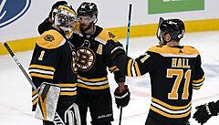Krejčí se po gólu a asistenci opět stal první hvězdou, v NHL skórovalo celkem pět Čechů
