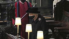 Královna Alžběta představila priority vlády, Británie chce bojovat s dopady pandemie