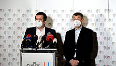 Do výbuchu ve Vrběticích byla zapojena ruská tajná služba, řekl Babiš. Česko vyhostí 18 lidí z ambasády