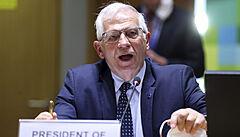 EU nechce zvyšovat napětí s Ruskem vyhošťováním diplomatů, řekl šéf unijní diplomacie Borrell