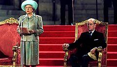 'Prince Philipa chtěly nejkrásnější ženy planety. Alžbětu okouzlil, když jí bylo čtrnáct,' říká novinářka