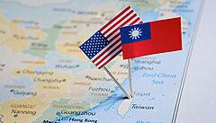 Americká dvoukolejnost. USA posilují vztahy s Tchaj-wanem, zároveň ale potřebují i Čínu