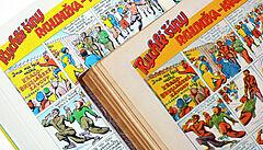 Znovu vydané Rychlé šípy mají děti kultivovat svým obsahem, materiálem i grafickou úpravou