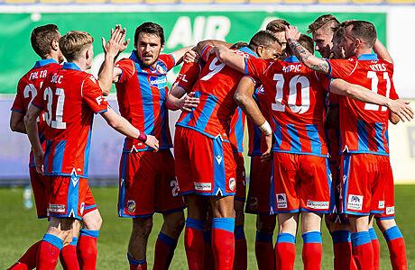 Plzeň porazila Teplice, ta neprohrála už devátý ligový zápas po sobě. Slavily i týmy Slovácka a Bohemians
