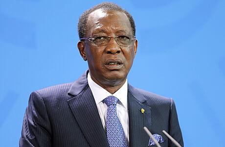 V Čadu zemřel po návštěvě bojové fronty znovuzvolený prezident Déby