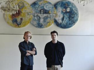 Spolupráce designérů Eduarda Herrmanna a Matěje Coufala začala už během studia...