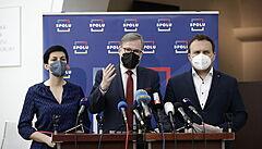 Koalice Spolu zahájí kampaň, Babiš přivítá srbského prezidenta a v Ostravě proběhne Zlatá tretra