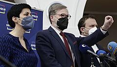 Kandidátky koalice SPOLU, iniciativa Rosatomu a hospodářské výsledky AstraZeneky