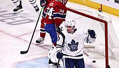Toronto zdolalo Montreal 4:1 a zajistilo si play off. Vyhrál také Edmonton
