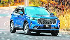 Čínské SUV za cenu Fabie míří do Evropy. Zatím se spalovacím motorem