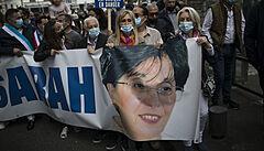 'Zhul se a zabíjej, taková je spravedlnost,' stálo na transparentech. Francouzi protestovali proti antisemitismu
