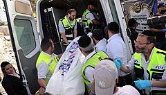 Izrael začal vyšetřovat tragédii na hoře Meron. 45 lidí bylo ušlapáno, 150 se zranilo