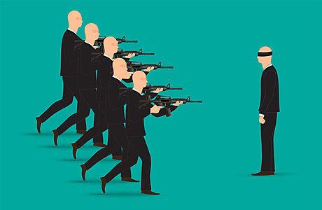 Jižní Karolína kvůli nedostatku smrtících injekcí zavádí popravy zastřelením