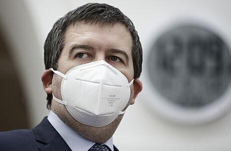 Jsou to šokující lži, uvedl Hamáček k tvrzení, že chtěl vyměnit kauzu Vrbětice za vakcínu a summit v Praze