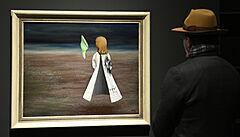 RECENZE: Světoznámá česká malířka s úžasnou fantazií. Výstava ukazuje celý význam Toyen pro umění