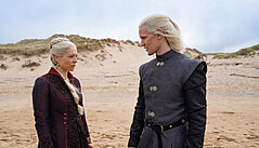 HBO začala točit předchůdce Hry o trůny. Na prvních snímcích představila hlavní postavy
