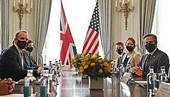 Země G7 jsou znepokojeny ruskými podvratnými aktivitami vůči demokraciím. Kritice neušla ani Čína