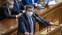 Hamáčkova slova o kamuflované cestě do Moskvy nejsou pravdivá, říká senátor Láska